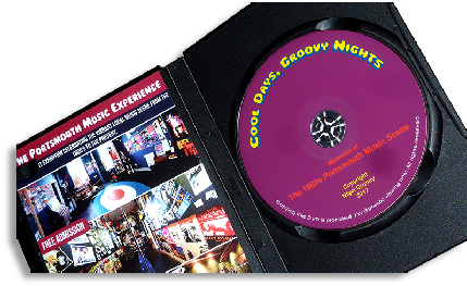Cool Days, Groovy Nights DVD